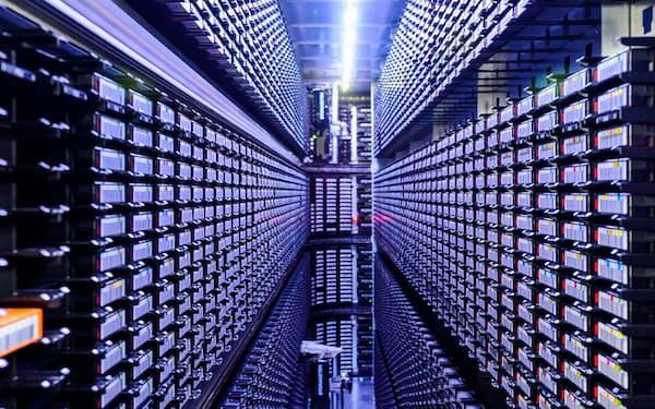 グーグルのデータセンター(米オクラホマ州)