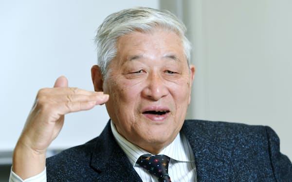 野口悠紀雄 経済学者