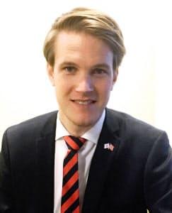 トーステン・ゾルバーグ ノルウェー国会議員