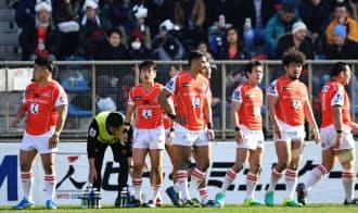 ホーム開幕戦で大敗を喫したサンウルブズだが、W杯日本大会に向けたビジョンも見えた=共同