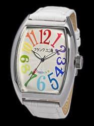 「フランク三浦」の時計(同社HPより)