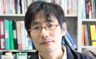 同志社大学経済学部の山森亮教授