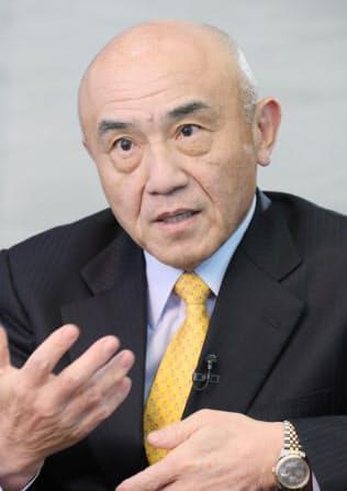 三菱ケミカルホールディングス 代表執行役社長 越智仁氏