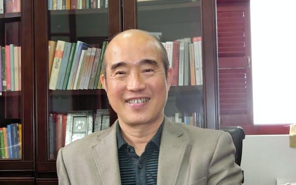 庄国土・アモイ大学特任教授