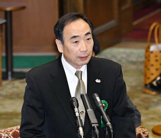 籠池氏「首相夫人から100万円寄付」 証人喚問: 日本経済新聞