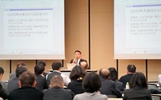 日本経済新聞社の論説委員、編集委員らが重要ニュースを解説する有料セミナー「日経緊急解説Live!」