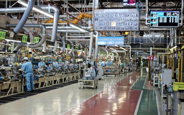 筑波工場(つくばみらい市)の生産手法を全世界の拠点に広げる