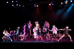 毎年夏に高校生向けの演劇ワークショップを開く神戸アートビレッジセンター