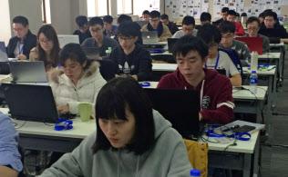 AIの特許数で躍進する中国の大学生たち