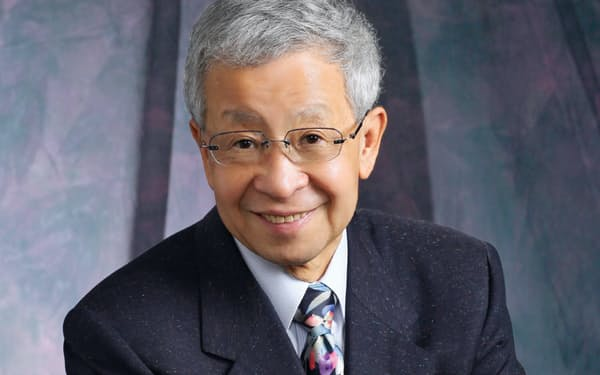 元財務官の榊原英資・青山学院大学教授