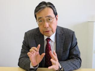東北大学の辻一郎教授