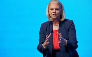 IBMのバージニア・ロメッティCEO