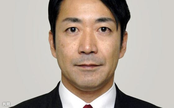 中川俊直衆院議員=共同