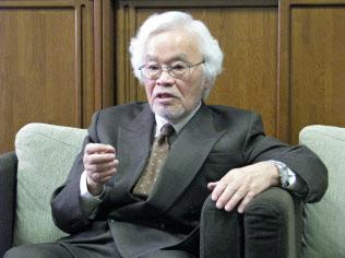 国際医療福祉大学大学院の竹内孝仁教授