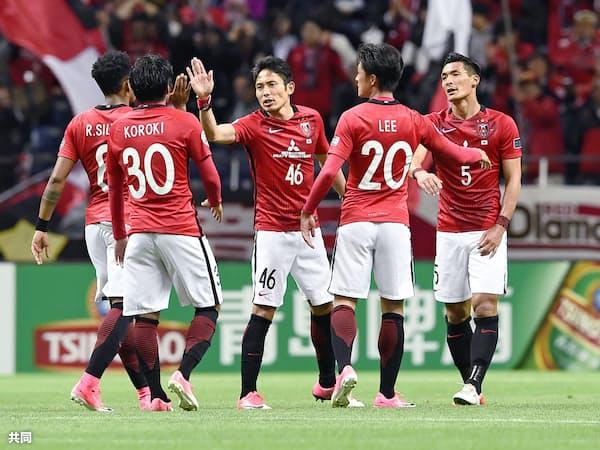 選手層の充実が今季の浦和の強さの第1のポイント=共同