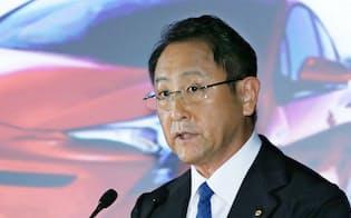 トヨタ自動車の豊田章男氏は社長就任から株価は69%上昇した