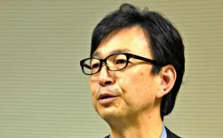 NECの若目田氏は「透明性を理解してもらう努力が重要」と強調
