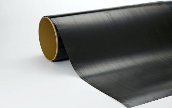 東レの炭素繊維の中間加工品