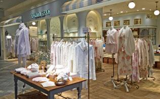 「ジェラートピケ」の部屋着はモコモコの素材が人気