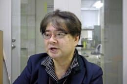 国立がん研究センター研究所の落谷孝広氏