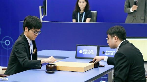 AI囲碁、驚異の進化 最強棋士「弱み見つからず」