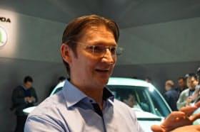 アップルからVWのCDOに移ったヨハン・ユングビルト氏