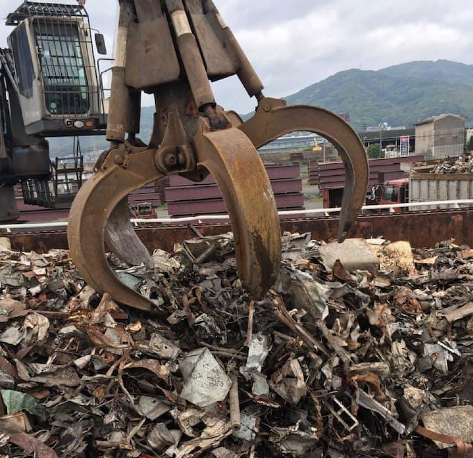 スクラップ 鐵 東京 製