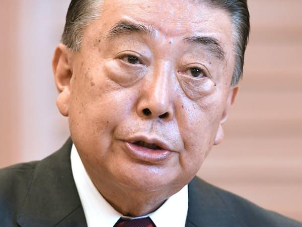 大島理森・衆議院議長