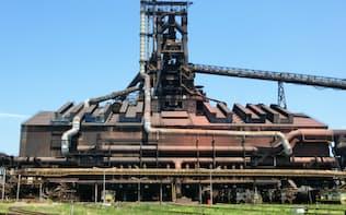 新日鉄住金はROEの改善を迫られている(同社の製鉄所)