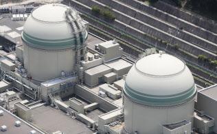 プルサーマル発電に対応する原発はなかなか増えない(関西電力高浜原発)