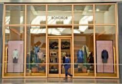 ウォルマートが買収を決めたボノボスのガイドショップ(ニューヨーク)=AP