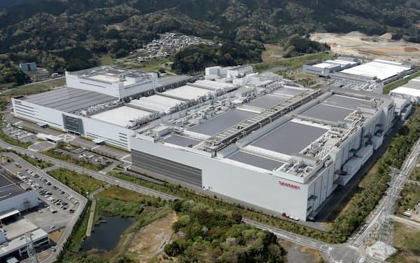 新型コロナの収束を見据えた供給網維持で国内工場は稼働が続いている
