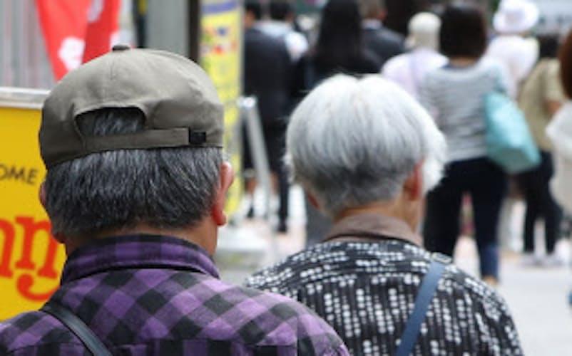 「重老齢社会」が到来