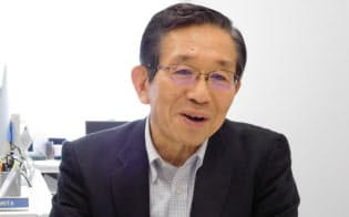 中医協の役割に限界があると指摘する森田朗・津田塾大教授