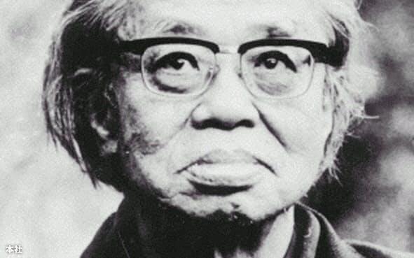 作家の故松本清張さん