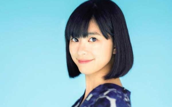 NHK連続ドラマ(朝ドラ)「べっぴんさん」に主演した芳根京子(写真/アライテツヤ)