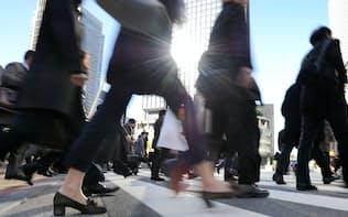団塊ジュニアの40代は人数が多く、人件費に占める割合も大きい