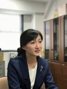 自殺遺伝子をT細胞に組み込む研究をする東大医科学研の安藤美樹・非常勤講師