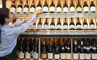 欧州産ワインは早くも値下げの動きが広がる
