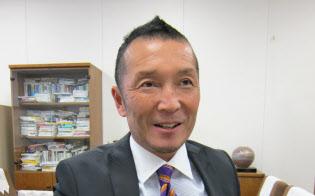 証券取引等監視委員会の前事務局長、佐々木清隆・金融庁総括審議官