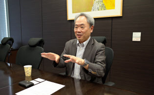 経営共創基盤の冨山和彦最高経営責任者(CEO)