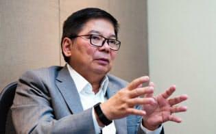 フィリピン中央銀行前総裁のテタンコ氏