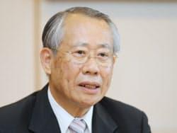 上田良一NHK会長