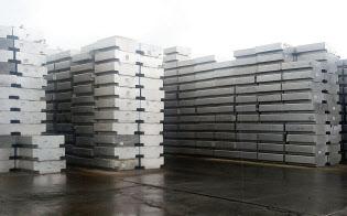 ETFの普及で、商品投資の機会も広がった(アルミニウム地金)