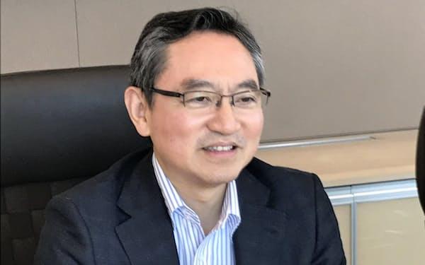 クレディ・スイス証券の白川浩道チーフ・エコノミスト