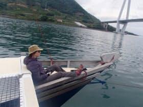 瀬戸内海を航海