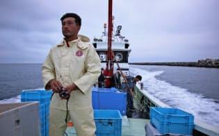 「大事なのは海の資源を全部管理することだ。一部だけでは生態系のバランスが崩れる」。大友氏の取り組みは全国に広がるか