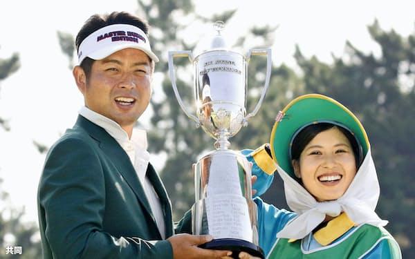海外メジャーはすべて予選落ち。池田勇太は今季初勝利からの巻き返しを誓った=共同
