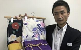丸井グループの新倉さんの活動がLGBTにも対応した浴衣を生んだ