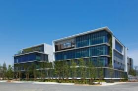 日本メドトロニックが医療教育や製品開発の拠点と位置づけるイノベーションセンター(川崎市)